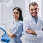 escolher um dentista de confiança