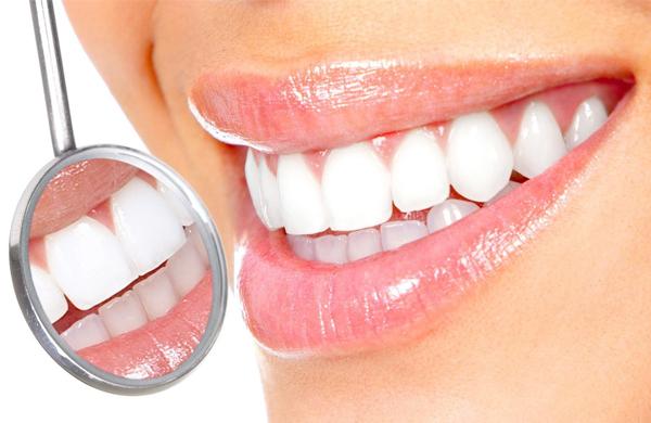 Diminuição dos Dentes